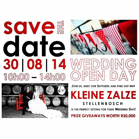 Have you saved the date yet?