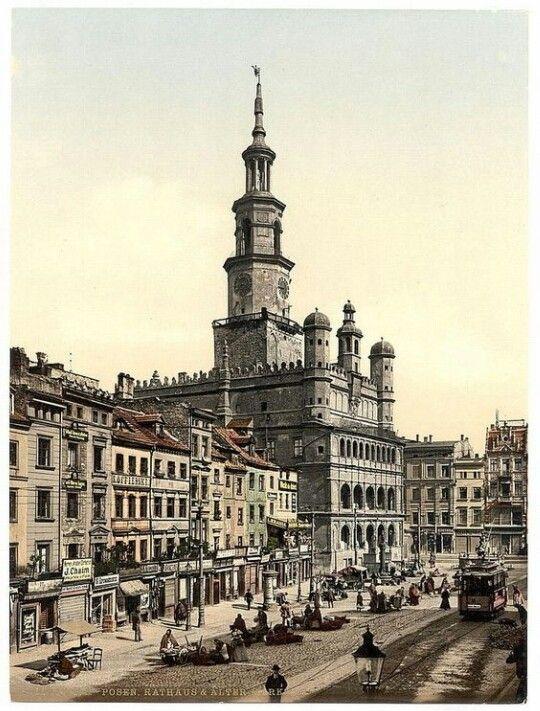 Poznań XIX Century