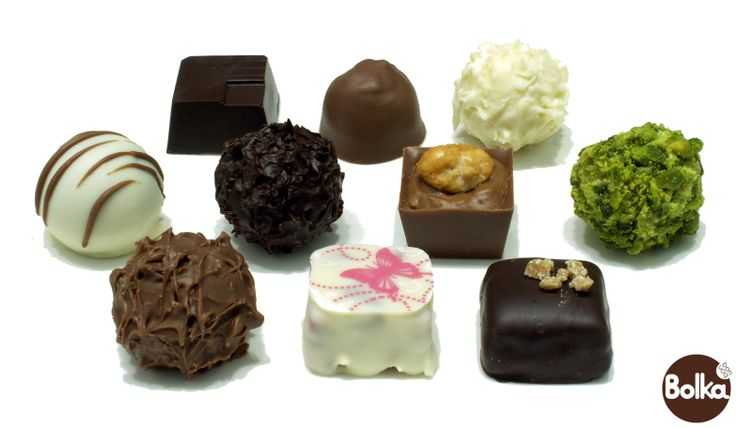 Some of our bonbons.