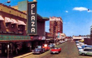 Laredo, Texas - Plaza Theater