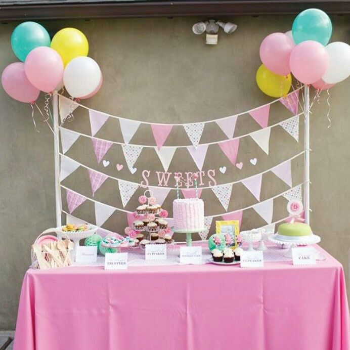 Can do this with pvc pipe balloon stand