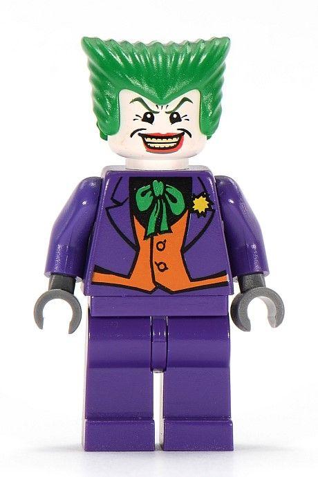 LEGO Batman Joker   Lego Minifiguren Batman - the Joker