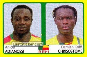 Anicet Adjamossi/Damien Koffi Chrisostome (Benin)