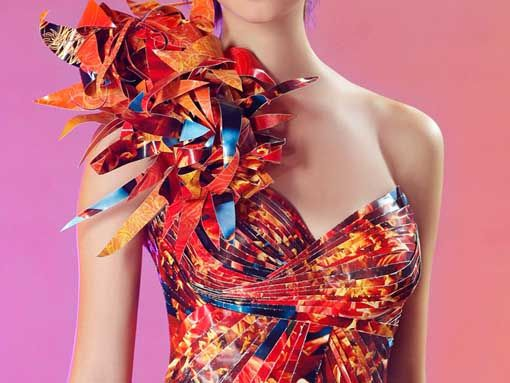 Rate This Creative #FashionDesign  1 for OK 10 for Best :)