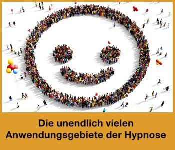 Die unendlich vielen Anwendungsgebiete der Hypnose