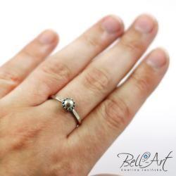 delikatny,perla,retro,romantyczny - Pierścionki - Biżuteria w ArsNeo