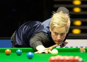 Snooker ace Neil Robertson finds inspiration from an unusual source | Dining pool table | Gameroom Equipment
