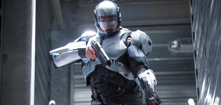 """Robocop"""" was no doubt one of the most iconic sci-fi movies ever made in the 1980s. Description from thehive.asia. I searched for this on bing.com/images"""