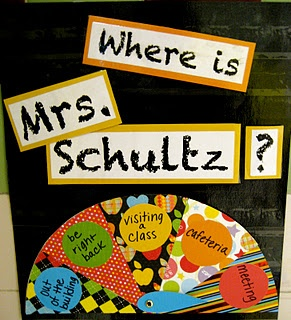 If I ever become a school counselor... I will use a sign like this one!
