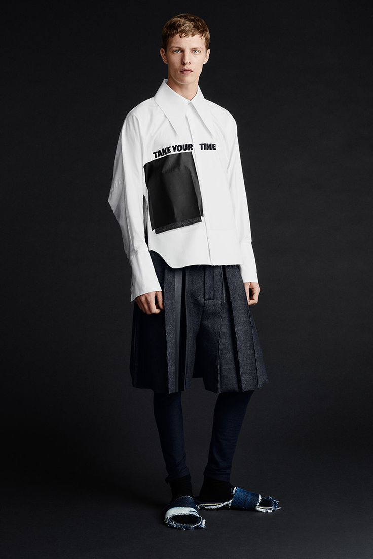 First Winning Menswear Designer Ximon Lee's Collection For H&M