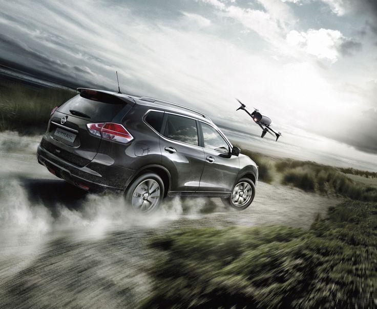Nissan X-TRAIL X-Scape: Το crossover για αξέχαστες οικογενειακές περιπέτειες!