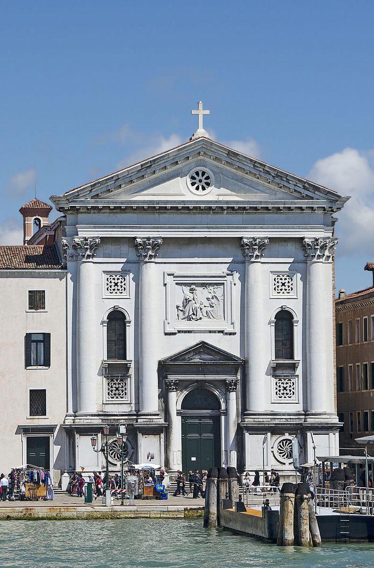 Chiesa della Pietà Venezia - Churches in Venice -