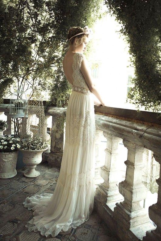 wedding dress Ginger Lilly Lihi Hod 2014