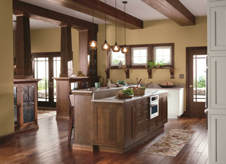 Natural Walnut Kitchen Island In Summit New Jersey: 17 Best Images About Decora Cabinetry On Pinterest