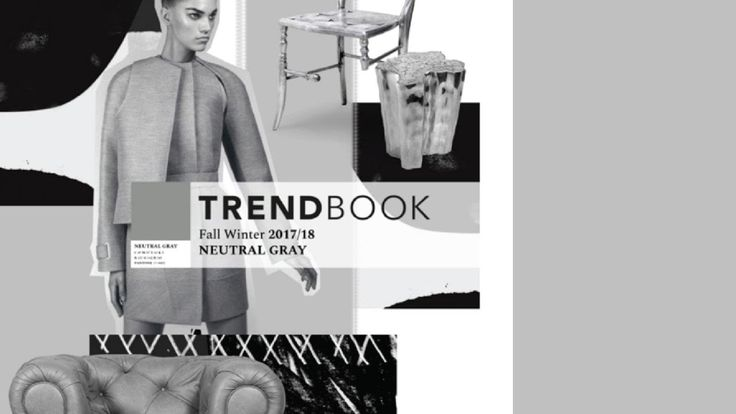 Trend Book Video: 2018 Color Trend Neutral Gray