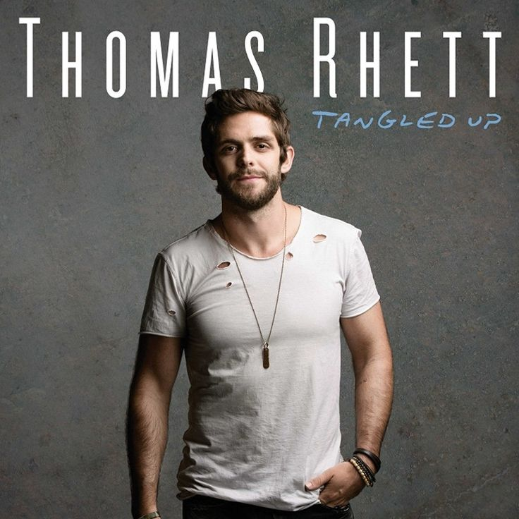 Thomas Rhett Tangled Up on 180g LP Years before he kicked off his career with It Goes Like This, a debut album that spawned five Top 40 hits and three Numbers Ones, Thomas Rhett spent his childhood li