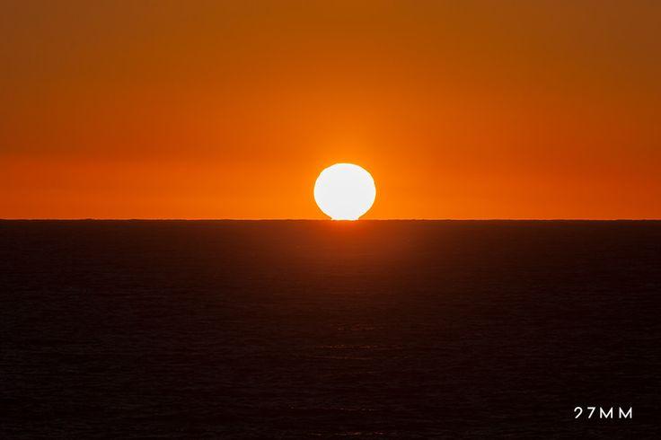 Sunset in the Mediterranean Sea. www.27MM.net