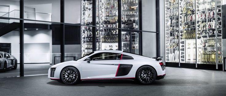 Streng limitiert – Der Audi R8 Selection 24