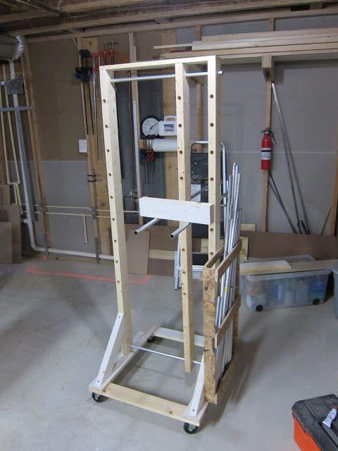Drying Rack » daviddoria.com & 10 best Workshop images on Pinterest | DIY Cabinet doors and ... pezcame.com