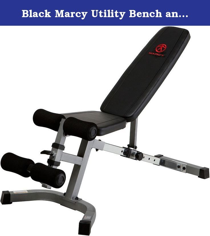 Black Marcy Utility Bench and Chrome Slide Adjustable Workout Bench. Marcy by Impex Inc. is the premiere brand of home gyms, benches, smith machines and strength racks. Impex Inc. brings a wide range of legendary fitness equipment brands to the table for all your strength and cardio fitness needs. Brands like Apex, Marcy and Iron Grip Strength define the pinnacle in home fitness.
