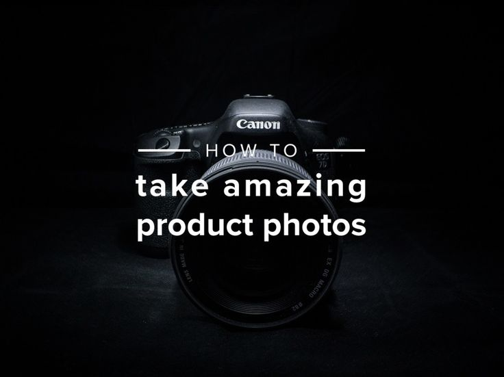 How to take amazing product photos with $10 worth of gear.