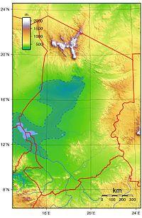 Lake Chad - Wikipedia, the free encyclopedia