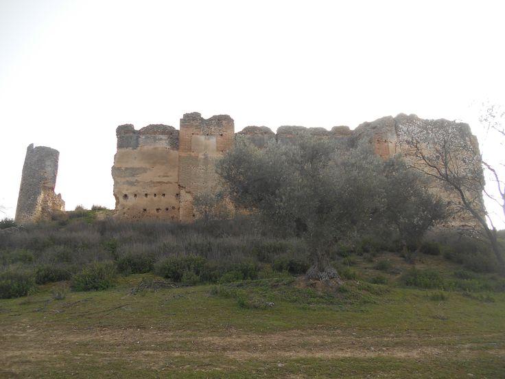 Castillo de Villalba.