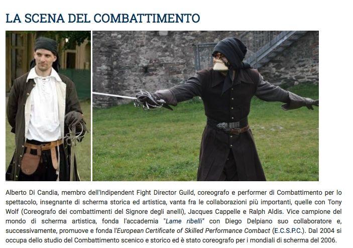 COMBATTIMENTO SCENICO A GENOVA @  - 11-Luglio https://www.evensi.com/combattimento-scenico-a-genova/154428178