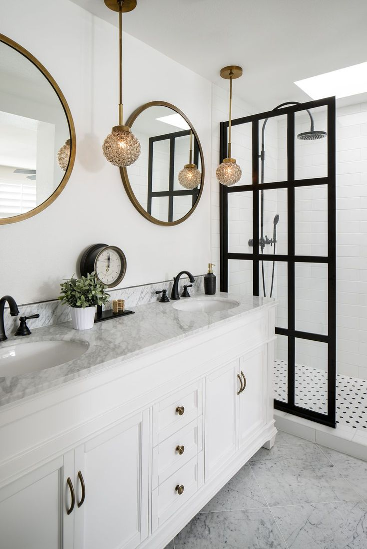 These Walk-In Shower Ideas Will Help You Find Your Zen in ...