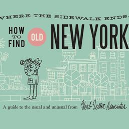 This is a guide to the New York you always wanted to see but feared it might have disappeared for good. Oldest bars and taverns, oddball mom and pop stores and old-fashioned soda fountains and luncheon counters.