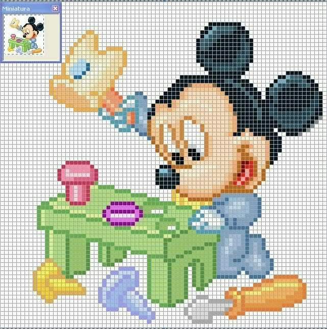 .Mickey Mous