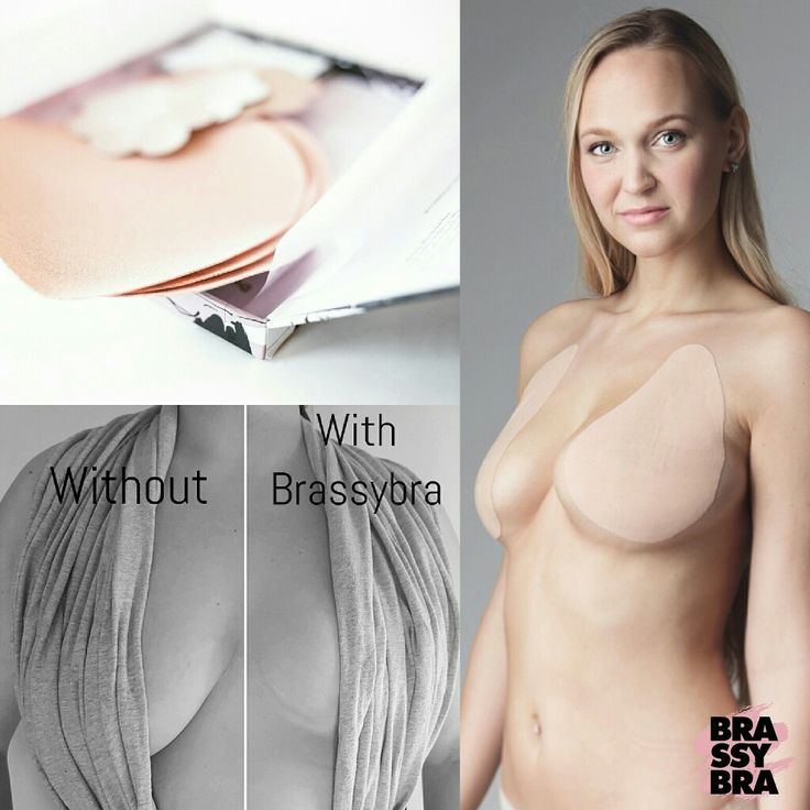 Forget what you tried before and stop searching for that perfect solution, because you just found it!  I'm guessing you are like me and tried other products on the market and is not satisfied what you gotten for your money.Either they dont fit or they wont stay on, well I have solution for you! Brassybra® is carefully designed and manufactured to work with your body using our Second Skin Technology™. Adhesive bra, boob tape, breast tape, backess, invisible  bra