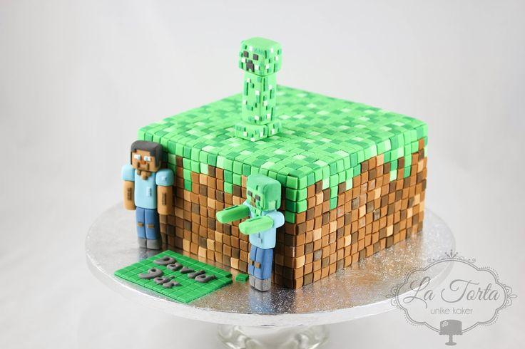 La Torta - unike kaker: Bursdagskaker gutt