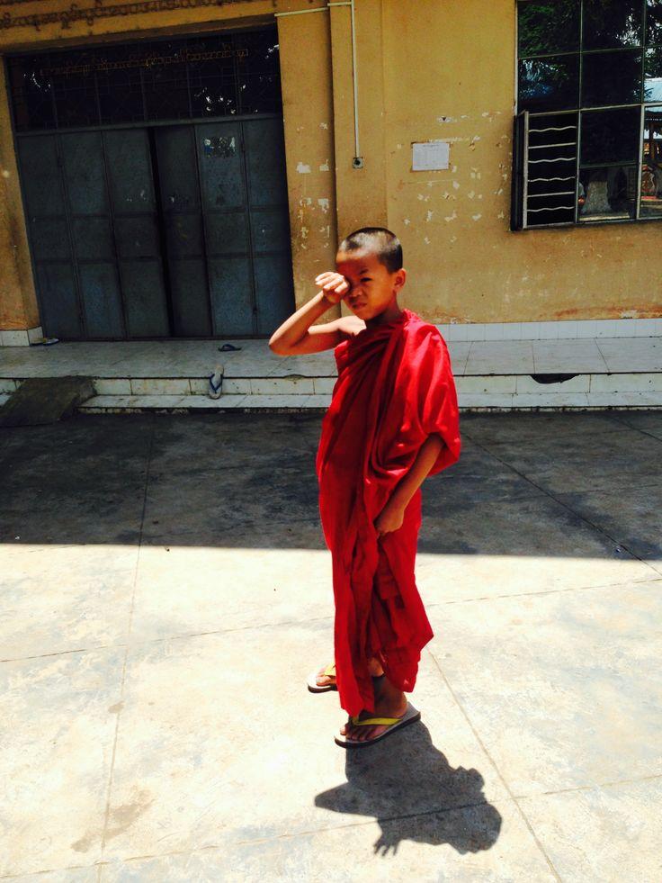 Myanmar, Myitkyina (2014)