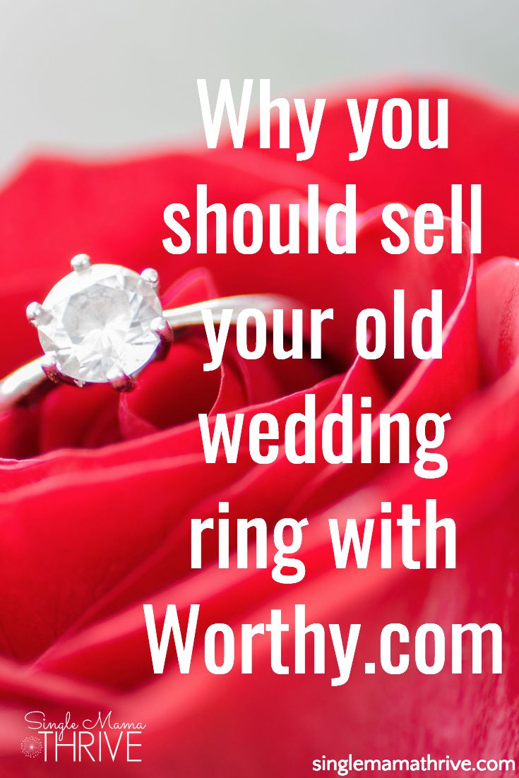Why you should sell your old wedding ring with Worthy.com | Advice
