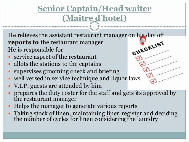 Waiter Job Description Resume Fresh Captain Waiter Job Description Resume Euthanasiaessays Job Description Job Resume Resume
