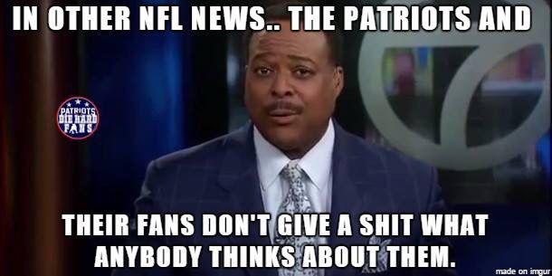 #Patriots #Fans #GivesNoShits