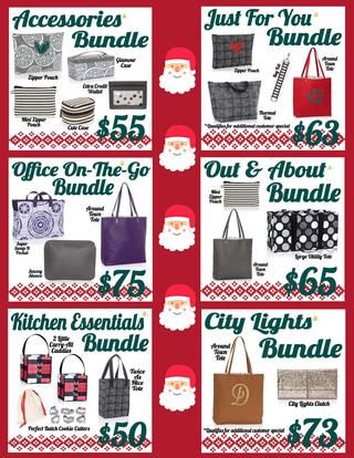 December Thirty-One Gifts customer specials are HERE!! Check it out and grab you some personalized Christmas gifts!  Melissa Fietsam www.buymybags.com