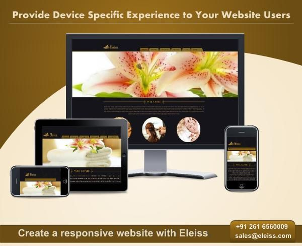 Create a #responsive #website with #Eleiss. Template no. r049