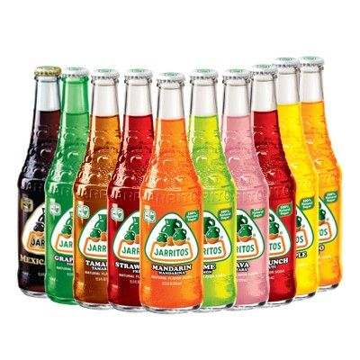 Jarritos Mexican Soda Mix and Match - Mexicanfood.be
