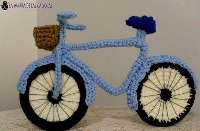 La bicicleta es uno de los medios de transporte más ecológicos y saludables que existen. La otra buena noticia es que es perfectamente compatible con el punto y el ganchillo. No nos referimos a que…