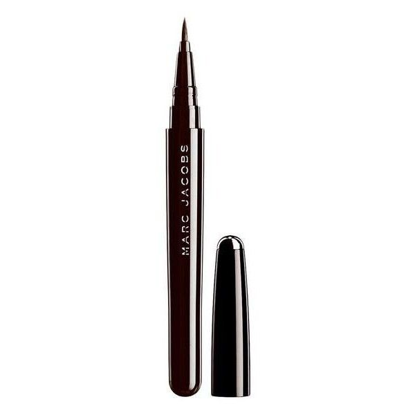 Eye Liners, Mascaras, Gels and More - Marc Jacobs Beauty ❤ liked on Polyvore featuring beauty products, makeup, eye makeup, eyeliner, beauty, eyes, filler, marc jacobs eyeliner, gel eye liner and gel eyeliner