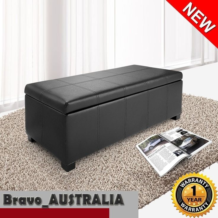 Blanket Box Storage Ottoman Large Toy Chest Foot Stool Foyer Seat Bed  Footrest - 25+ Best Ideas About Large Toy Chest On Pinterest Power Wheel
