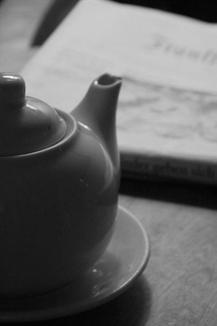 Tea - by Sofie Dahl   Flickr - Photo Sharing!