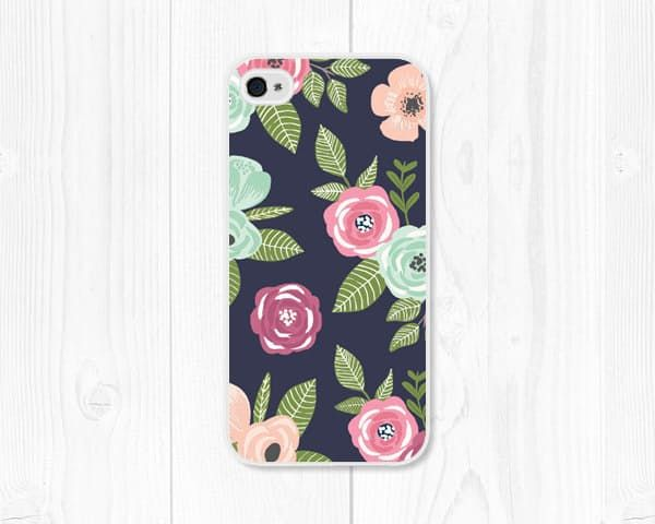 Smartphone Floral Case by Field Trip, $18This smartphone case is coming up roses.