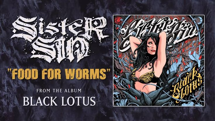 """Sister Sin """"Food For Worms"""" (Audio)"""