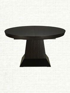 Leighton Small Mocha Dining Table