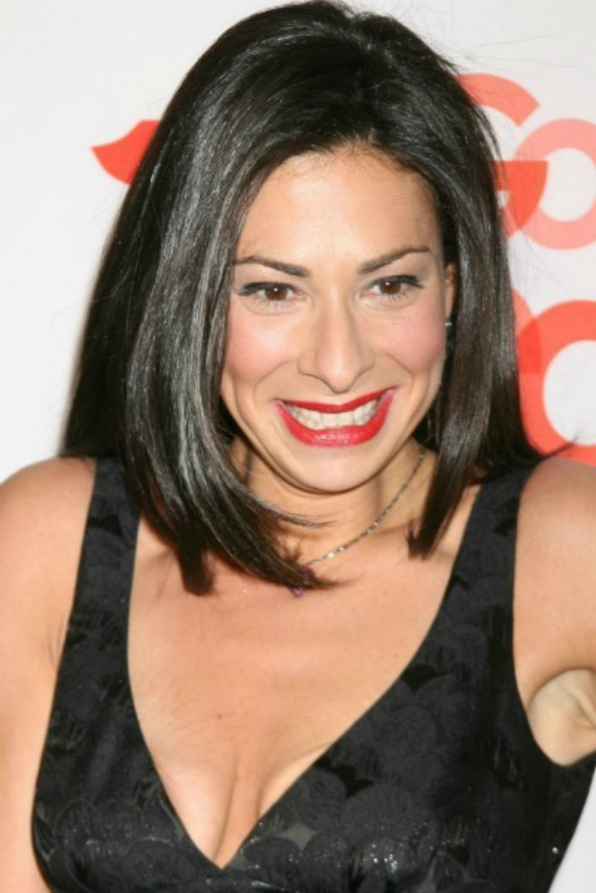 Stacy London Grey Hair In 2019 Hair Styles Grey Hair