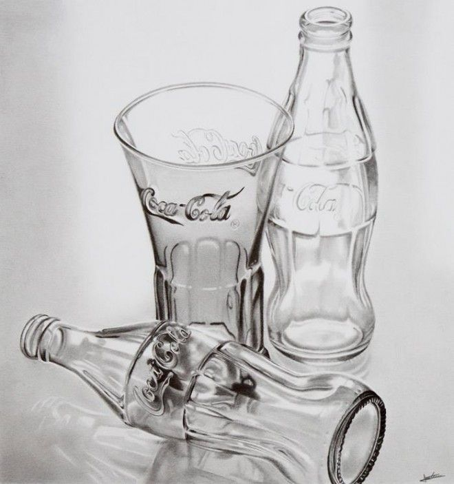 Drawing Ideas For Beginners: 30 Realistic Pencil Drawings And Drawing Ideas For