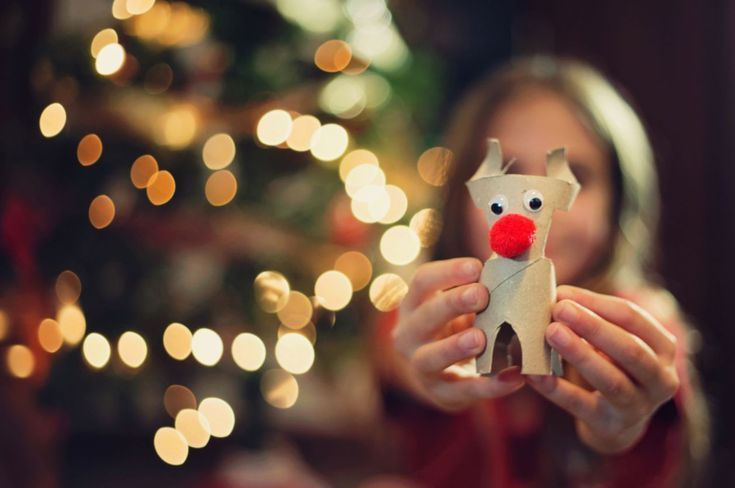 11 Christmas Party Games Just for the Kids: Find Santa's Reindeer